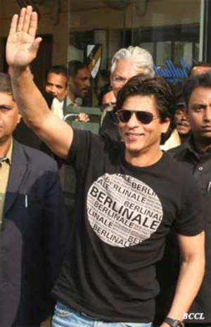 Star on Moon: Crater named after Shah Rukh Khan