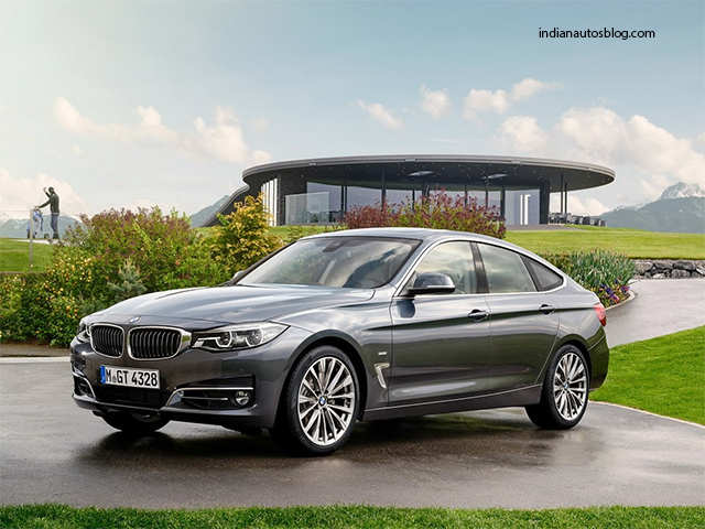Refreshed BMW 3 Series Gran Turismo launched in India  Refreshed