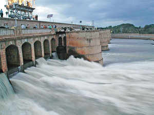 Karnataka, arguing that there isn't sufficient water to meet its own requirements, did not implement two of the Supreme Court's orders, inviting censure.