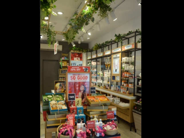 India's first Asia Fit Store by The Body Shop is here, and