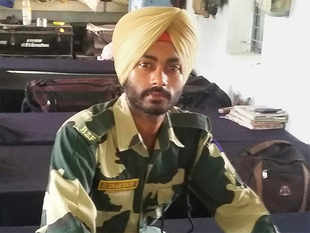 Gurnam was instrumental in foiling a major infiltration bid by the heavily armed terrorists.He was made target the next day.