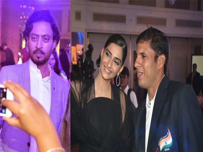 Candid camera! Best pictures from the night of the ETPanache Trendsetter Awards