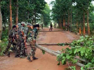 Police suspect that a top Maoist leader and son of another high ranking cadre might be among those killed in the encounter.