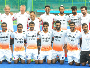 An Indo-Pak crunch encounter provides the International Hockey Federation (FIH) its biggest audience by a huge margin, which in turn fetches millions of dollars in television rights.(File Photo)