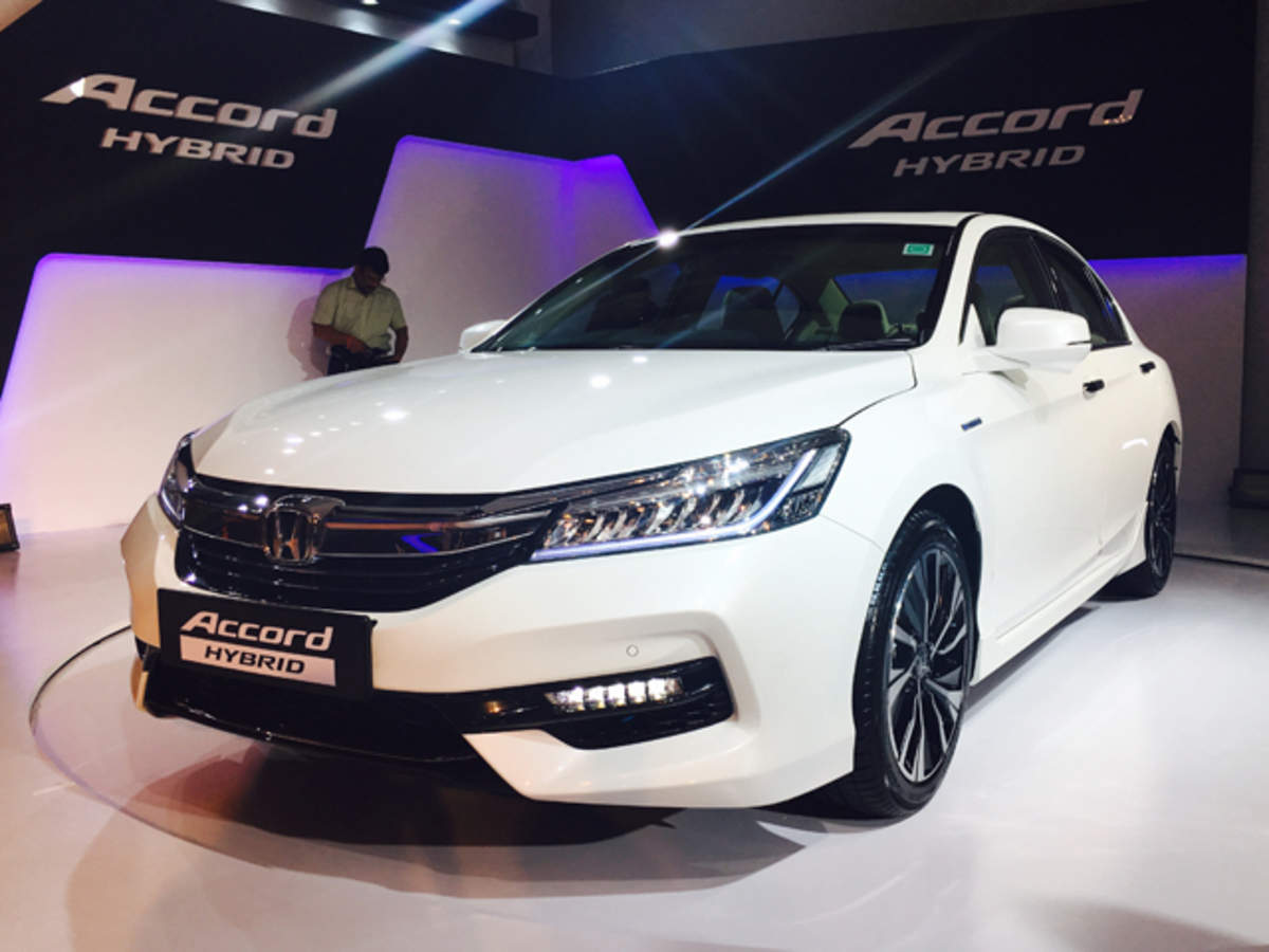 Honda Accord Returns To India In Its All New Hybrid Avatar For Rs 37 Lakh