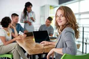 Women-focused recruitment cos are finding increasing traction both from women wanting to get back to work & employers looking for qualified & experienced people.
