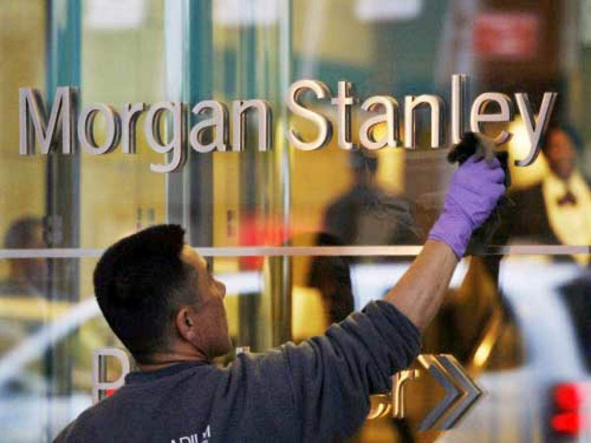 Morgan Stanley India head steps down - The Economic Times