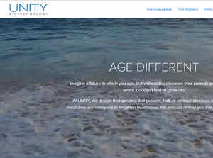 Unity plans to start human trials in the next 12 to 18 months, beginning with eye diseases, including glaucoma and age-related macular degeneration, and osteoarthritis, according to Leonard. The company's drug will be injected locally into the eye or joint to wipe out the senescent cells.