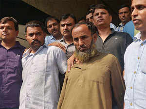 Two Indian citizens, Maulana Ramzan Khan and Subhash Jangir, were allegedly working as spies for the ISI agent, Mehmood Akhtar.