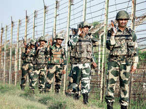 "BSF Additional Director General Arun Kumar said a befitting reply was being given to the Pakistani shelling and firing. ""Fifteen Pakistani soliders have been killed in retaliatory firing and shelling by BSF. We have destroyed their OP (outposts) and damaged a few,"" Kumar said."
