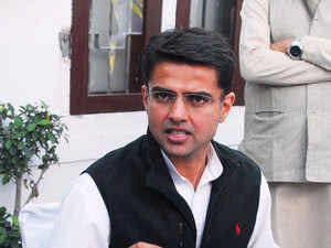 """The two seniors have also joined us to work for the people,"""" Sachin Pilot said. He added that no space must be yielded even when in Opposition and that he was working at that."""