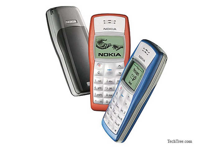 Nokia 6600 - 10 iconic mobile phones from the past | The