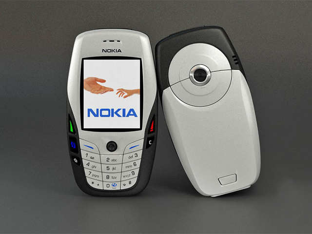 Nokia 6600 - 10 iconic mobile phones from the past   The