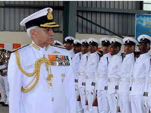 The Admiral in addition to holding important bilateral discussions will also lay a wreath at the Martyrs' mausoleum.
