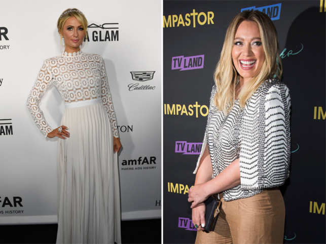 From Hilary Duff to Paris Hilton, celebrities who have faced ...