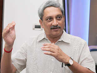 Parrikar shared details of the disbursement of revised pensions to soldiers. His ministry officials said that majority of demands of ex-servicemen have been met.