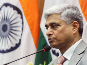 When asked about the upcoming NSG meeting, External Affairs Ministry Spokesperson Vikas Swarup said it was for members of the grouping to take a call on India's application.