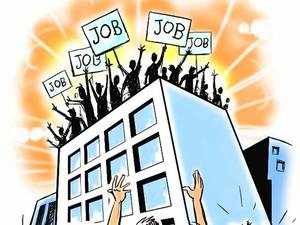 job outlook in india hits 3 5 year high teamlease the economic times