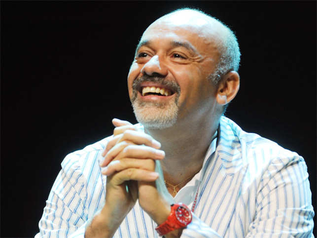 39a444c78090 Christian Louboutin believes that fashion legends should not do what other  people should not do.