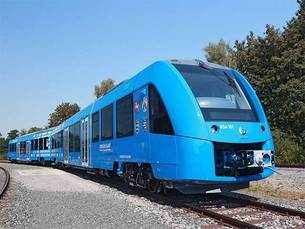 Will India ever get a zero-emission train like this