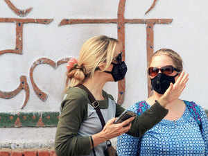 Popular websites and chemists have either run out of masks or are loaded with orders for masks and air purifiers even as air quality in the national capital.