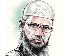 Naik, who heads the IRF and IRF Educational Trust, has allegedly made many provocative speeches and engaged in terror propaganda.