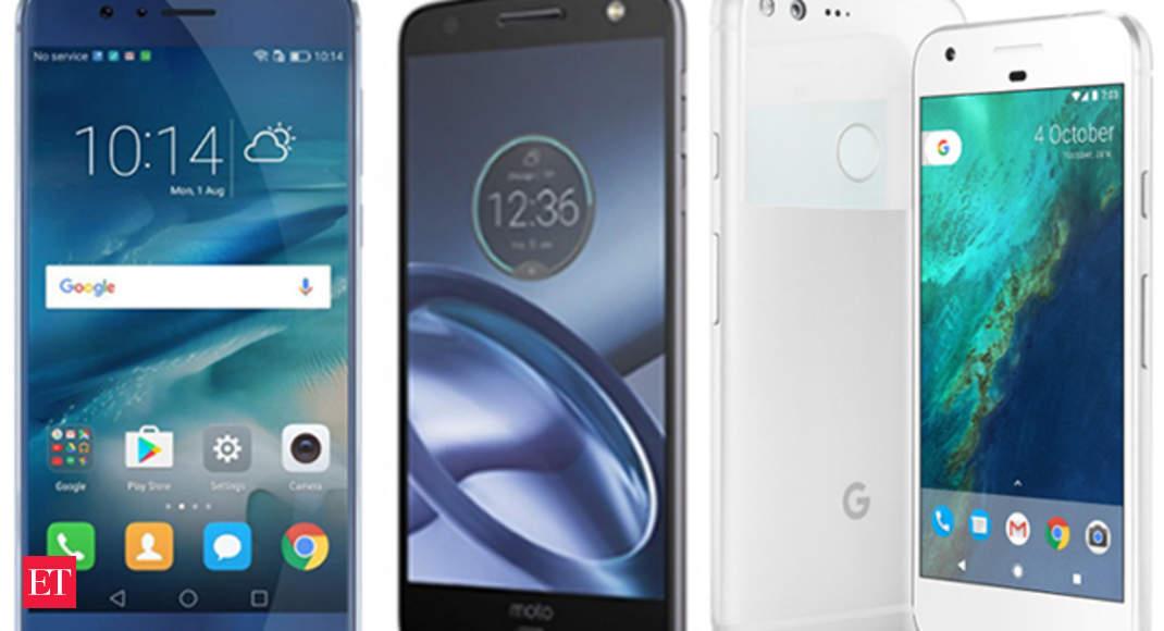 Google: Phone battle: Google Pixel vs Moto Z vs Honor 8 - Phone