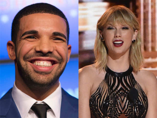 Taylor Swift's presence at Drake's birthday bash has sparked rumours about a potential affair.