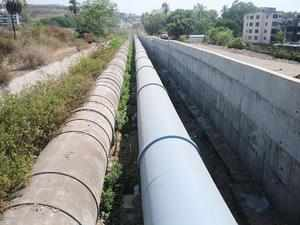 The area had witnessed a similar incident in 2014 after it was decided to construct a small irrigation canal at Nilung Nalla under the MNREGA scheme which had been a sore point with the Chinese. Representative Image.