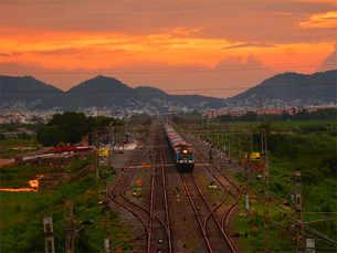 At 160 kmph, Indian Railways goes full throttle