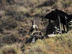The soldier killed in the Krishna Ghati sector has been identified as Sepoy Gursewak Singh (23) of 22 Sikh Regiment.  [Representative image]