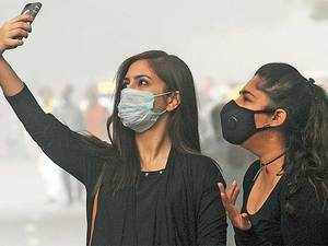 Demand for masks is growing in the NCR – whether it is at neighbourhood chemists or ecommerce bigwigs.