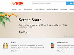 Kraftly will also provide the craftsmen and weavers with infrastructural support in marketing, customer acquisition and data analytics to scale up their business.