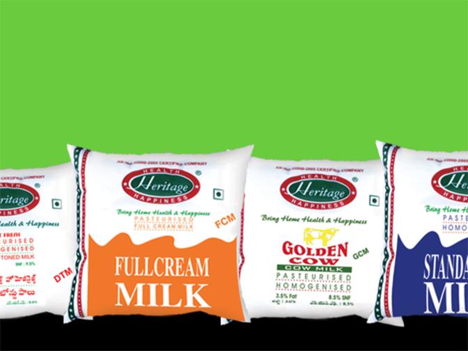 Heritage Foods: Chandrababu Naidu's Heritage Foods stock ...