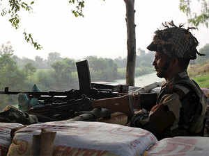 There have been over 100 ceasefire along the LoC in Jammu and Kashmir after the surgical strike.