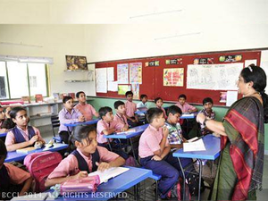 It's the kind of opportunity Samyukta Sundaran, now a teacher, wishes she'd had when she was a student.