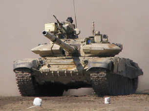 This Russian tank is India's answer to Pakistan