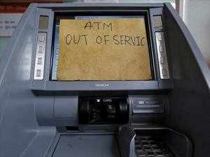 ATMs remain shut as banks replace old currency notes - The