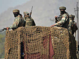 There have been over 100 ceasefire violations on Indian posts and civilian areas along the LoC in Jammu and Kashmir after the surgical strike.