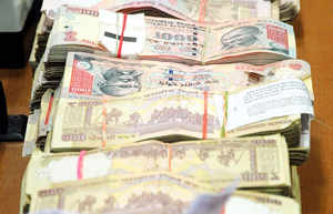 Anil Bokil of Arthkranti, a Pune based financial think tank is the man who reportedly suggested some of the key measure to contain the flow of black money.