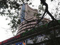 The BSE Sensex and NSE Nifty plunged over a percentage point on Wednesday after Donald Trump's victory in the US presidential polls and demonitisation of high-value currency notes back home.