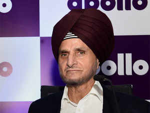 """""""We would have ground breaking ceremony in January and within a year, it would be in production,"""" said Apollo Tyres Chairman OS Kanwar."""