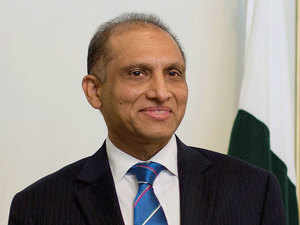 """""""Pakistan has been compelled to respond but with maximum restraint. The Armed Forces of Pakistan gave a befitting response,""""  Aizaz Ahmad Chaudhry said."""