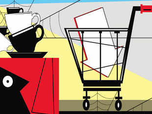 Shopping malls, brands and big retailers, too, have been hit hard, though there are some positive signs with card payments soaring and footfalls improving.