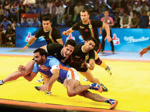 30 per cent new viewers tuned in for the World Cup, showing a trend of Kabaddi's increasing popularity in the country.