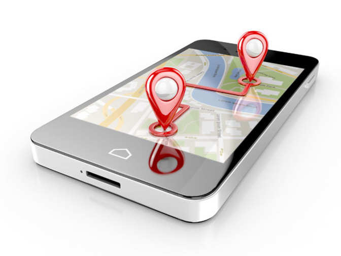 does gps use data on iphone how to use gps to locate things and track 18384