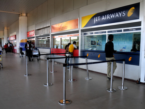 It is primarily domestic ticketing that is hit as international travel plans are firmed up way ahead in advance.