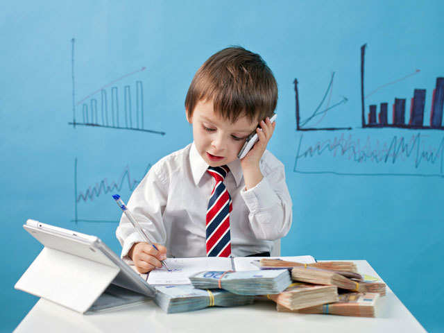 Rich Kid Smart Kid - 5 money tools for kids | The Economic Times