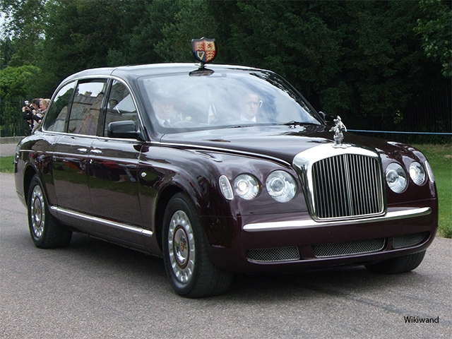 Bentley State Limousine 15 167 500 Cars Of The World S Most