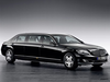 Mercedes-Benz S600 (W221) Pullman Guard ($180,000)